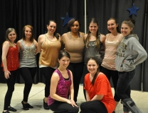 Our first year as the Cavalier Dance Company after our first annual recital.