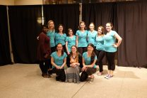 The Cavalier Dance Company after our 2nd annual dance recital.